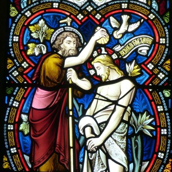 Baptism of the Lord, January 10, 2021