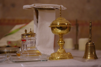 Holy Mass & Adoration