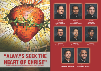LA Ordination to the Priesthood  | Saturday, June 5, 2021 at 9:00 a.m.
