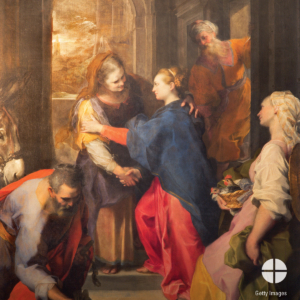 Feast of the Visitation of Mary (May 31)