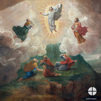 The Transfiguration of the Lord (Aug 6)