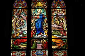 Solemnity of the Assumption of the Blessed Virgin Mary (Aug 15)