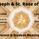 Confirmation (Grades 10-11) Parent and Student Meeting
