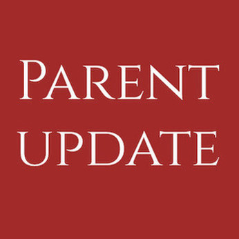 Parent Update - January 29, 2021