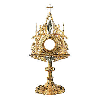 Adoration of the Blessed Sacrament