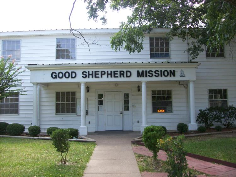 Good Shepherd Mission Service Event