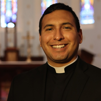 A message from Fr. Jesse