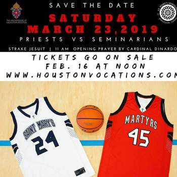 Tickets go on sales for Priest vs. Seminarians
