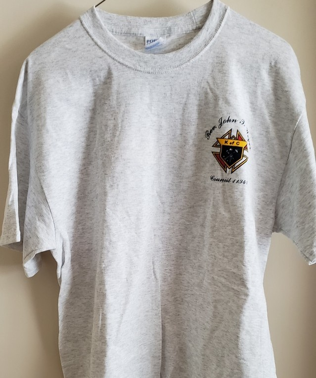 Council TShirt Front