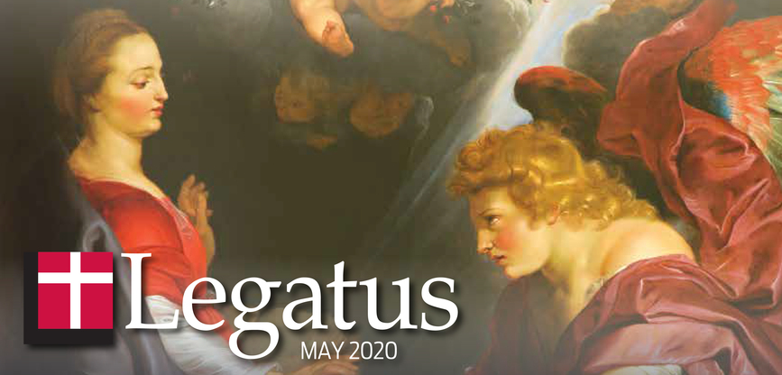 May 2020 Edition - The Blessed Mother