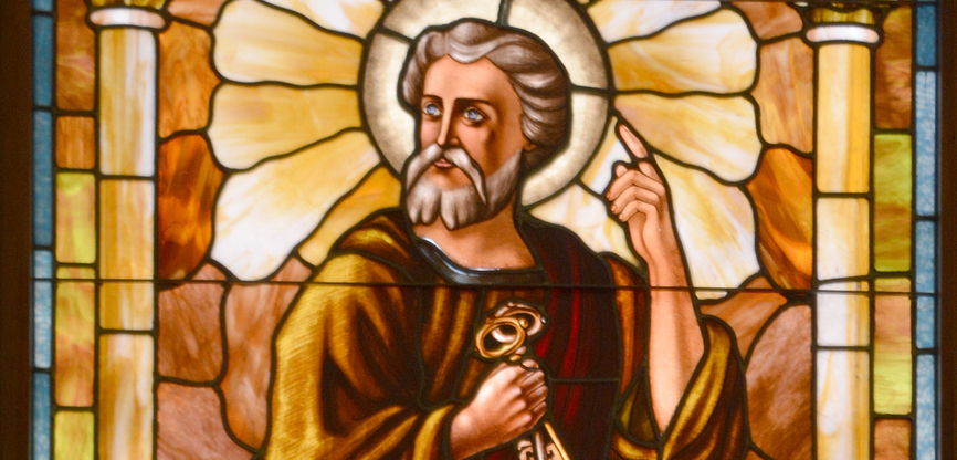 St. Peter the Apostle (1 AD - 68 AD)