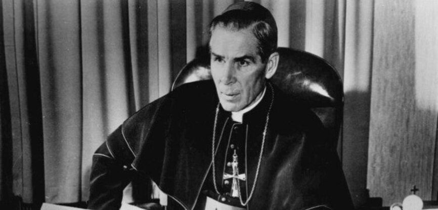 Recalling the Sheen of Catholicism's heyday