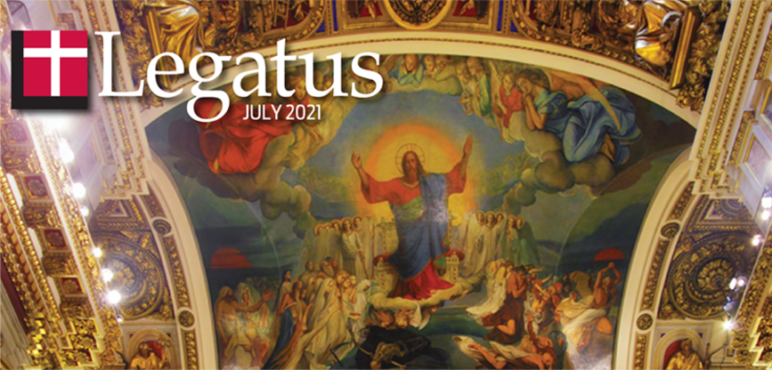July 2021 Edition - Family & Evangelization