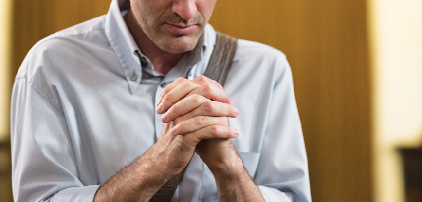 Four priests on prayer for the busy exec