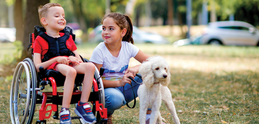 Special-needs kids can climb 'hill' to full inclusion