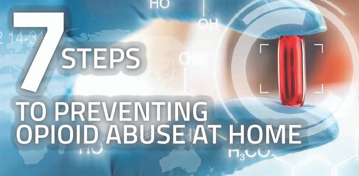 Preventing Opioid Abuse At Home