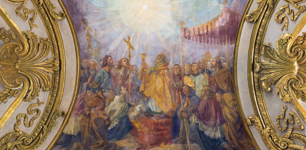 Christ's marvelous intervention seen through Eucharistic miracles