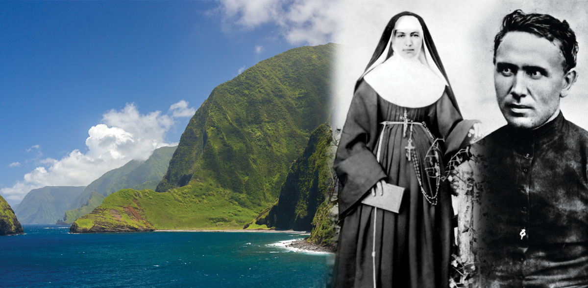 Hawaiian saints who embodied heroic love