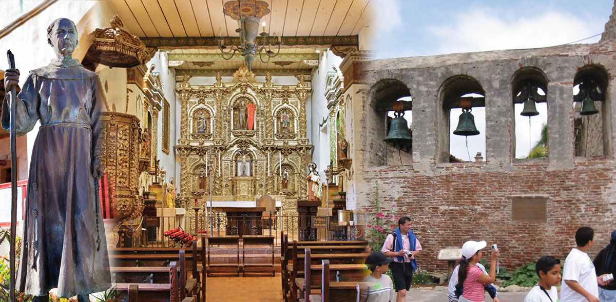 California Missions Still Advancing The 'Great Commission'