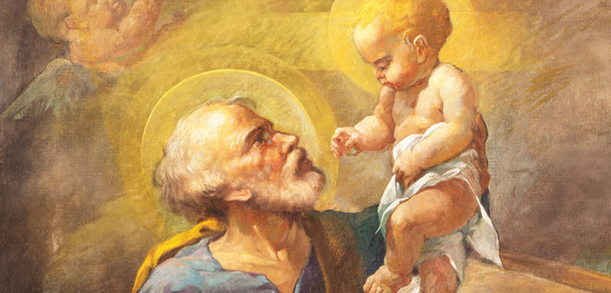 How Joseph the carpenter embodied the first Advent