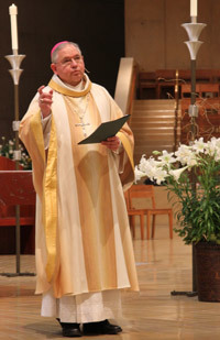Archbishop Gómez addresses Legates
