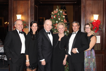 Legatus' 20th Annual Christmas Gala in New York City