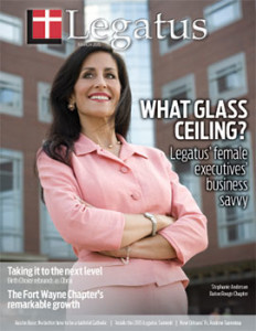 What glass ceiling?