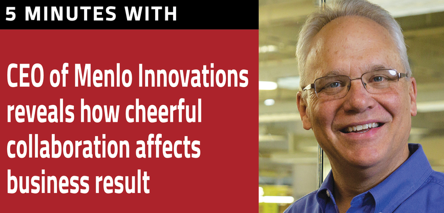 """""""Chief Joy Officer"""" discusses why storytelling makes for a happier workplace"""