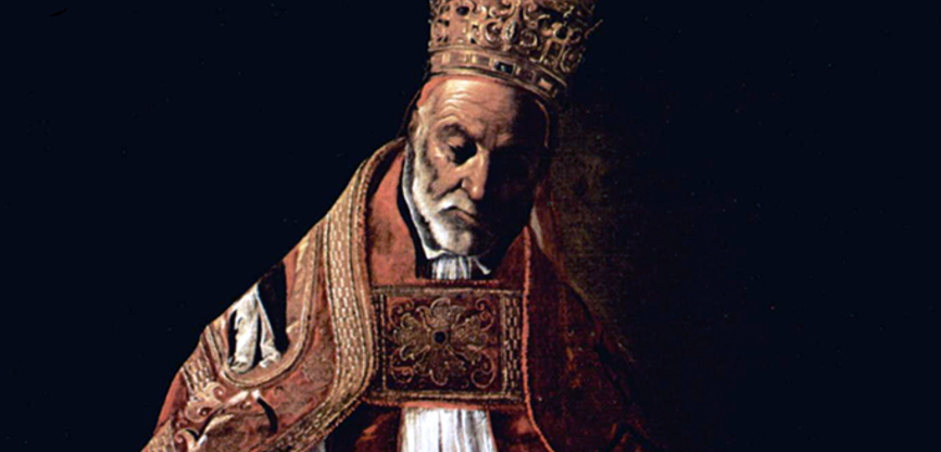 St. Gregory the Great (540 - 604)