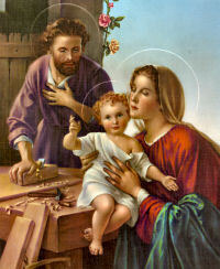 Mass Feast of the Holy Family of Jesus, Mary and Joseph