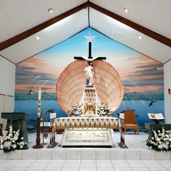 Easter Vigil of the Resurrection of the Lord