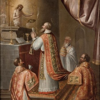 Memorial Mass of St. Gregory the Great