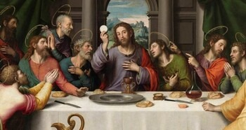 Holy Thursday of the Lord's Supper