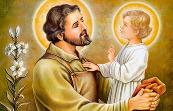 Solemnity of St. Joseph, Spouse of the Blessed Virgin Mary