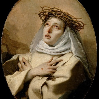 Memorial Mass of St. Catherine of Siena, Virgin, Doctor of the Church