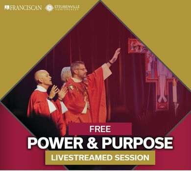 Power and Purpose Conference Livestreamed Session