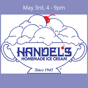 Handel's Ice Cream Spirit Night!