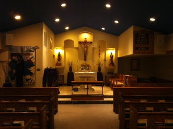 First Saturday Devotion and Adoration