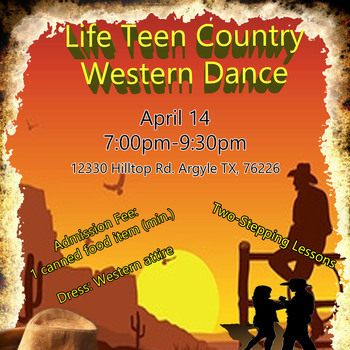 Lifeteen Country Western Dance