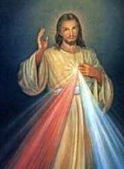 "Family Faith Formation Class Today - ""Divine Mercy - the Lord calls you to His Heart"""