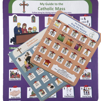 Help your child participate more fully in the sacraments