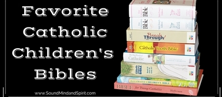 Choosing a Bible for your Child