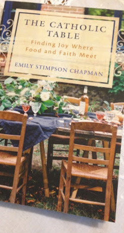 For parents - How does God draw us to Him through food? - read review of book here