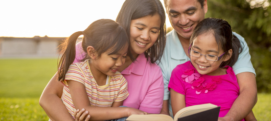 Tips for Reading Scripture with Young Children
