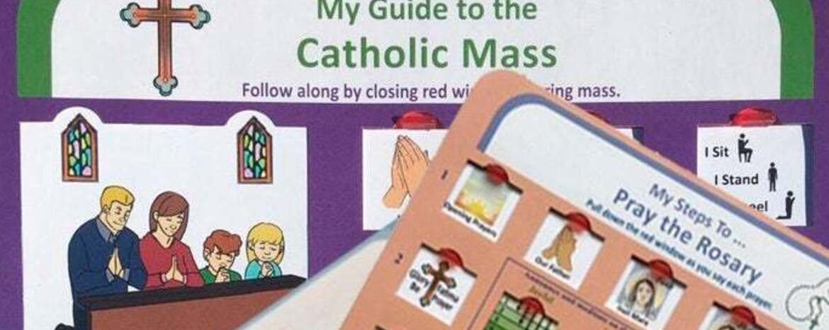 Window Cards for Holy Mass, Confession, Rosary and more!