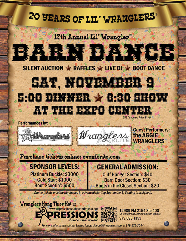 Barn Dance Lil Wranglers College Station Tx
