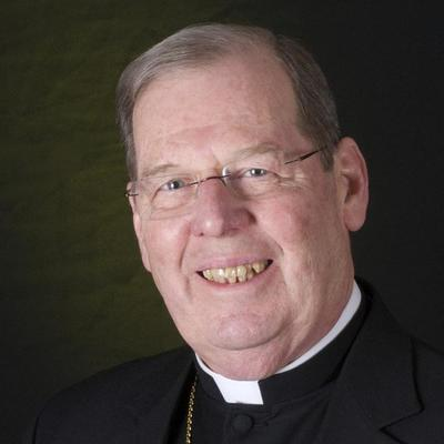Most Reverend Robert P. Deeley