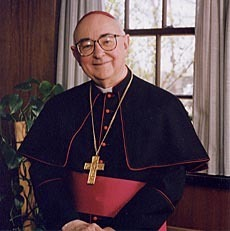 Most Rev. Joseph J. Gerry, O.S.B. (1989-2004)