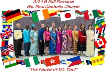 2016 Fall Festival - The Faces of St Paul