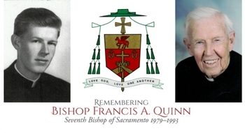 Bishop Emeritus Francis Anthony Quinn